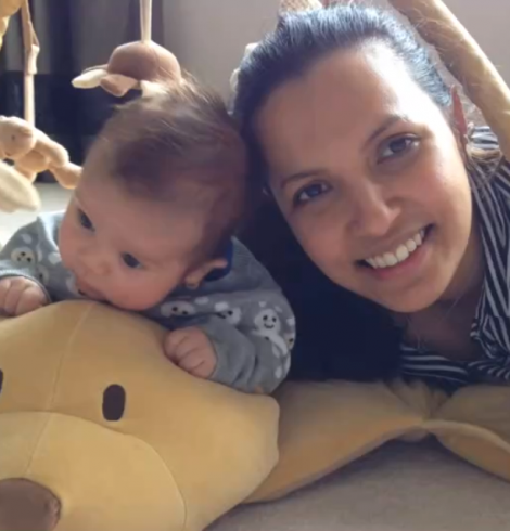5 tips for new mums in those first few months of motherhood.