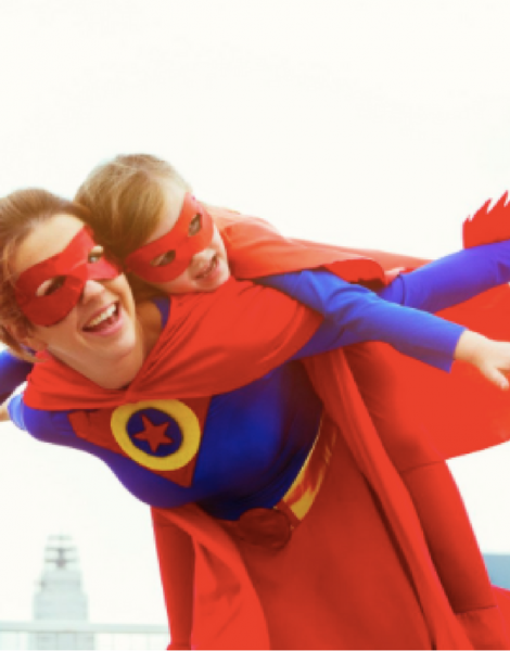 Supermum doesn't exist so stop trying to be her