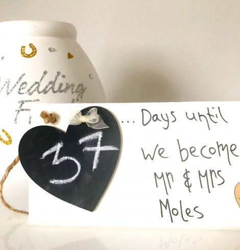 5 Things I Have Learnt About Planning a Wedding