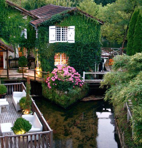 Le Moulin du Roc : Luxury Fairytale Hotel & Place We Got Engaged!