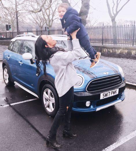 MINI Countryman : The Stylish Car For The Stylish Mum