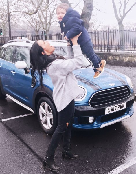 MINI Countryman : The Stylish Car For The Stylish Mum