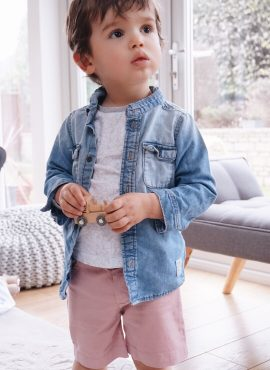 Kids Style ⎮ Pastels, Denim & Welcoming Spring