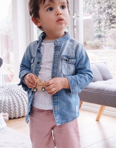 Kids Style ⎮ Pastels, Denim & Welcoming Spring