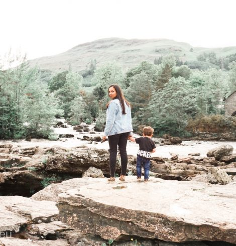 Our 4-Day West Scotland Family Staycation